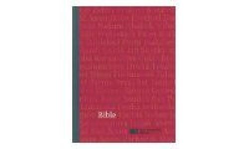 Bible ČEP s DT malá-brožovaná, červená