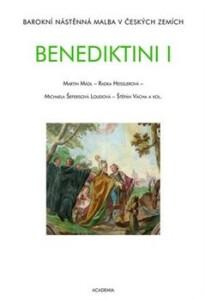 Benediktini I.+ II.-Barokní nástěnná malba v Českých zemích