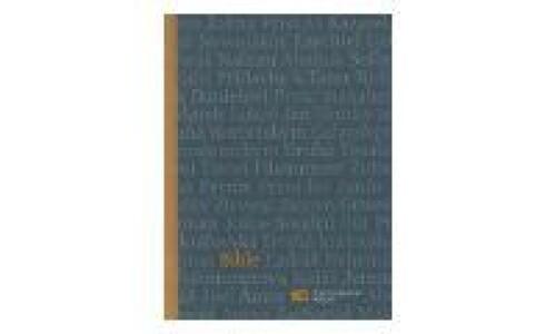 Bible ČEP s DT malá-brožovaná, antracitová