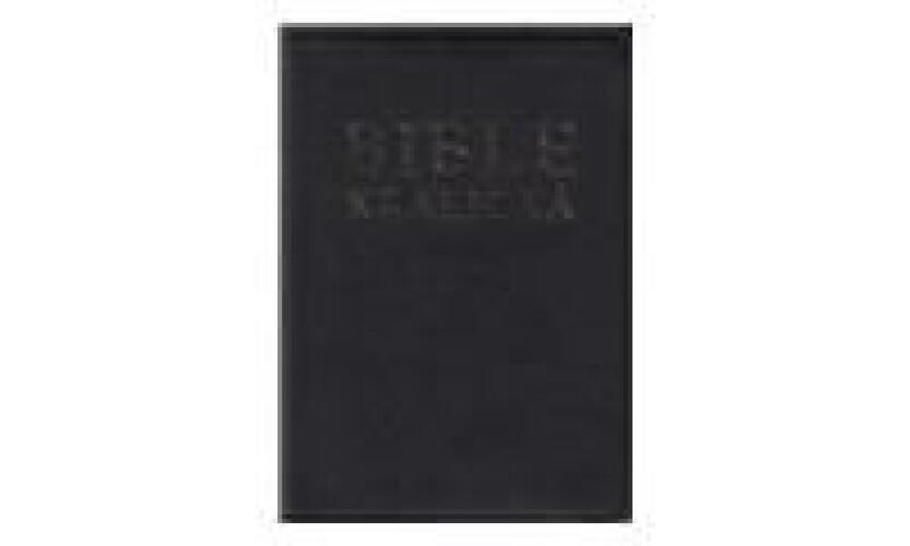 Bible kralická-měkká vazba