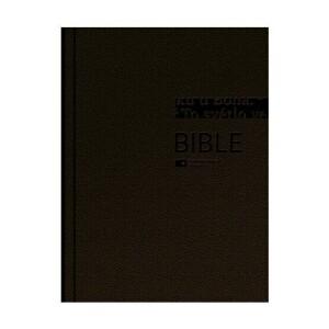 Bible ČEP DT-velký formát, pevná vazba, hnědozlatá /vzor 1261/