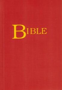 Bible ČEP bez DT-malá, měkká vazba