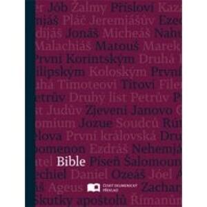 Bible ČEP bez DT-střední formát, pevná vazba /vzor 1280/