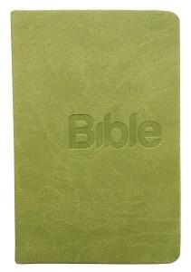 Bible21 kapesní - Green