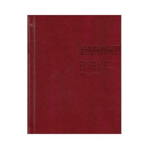 Bible ČEP bez DT-střední formát