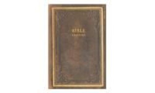 Bible kralická-pevná vazba