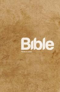 Bible 21-brožovaná vazba