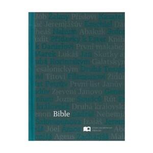 Bible ČEP DT malá, pevná vazba /vzor 1123/