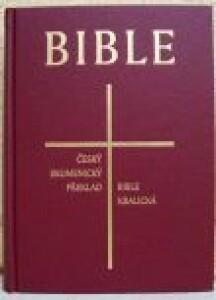 Bible - Česká synoptická - pevná vazba
