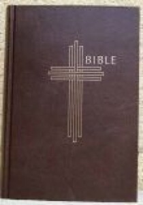 Bible ĆEP s DT jednosloupcová - pevná vazba